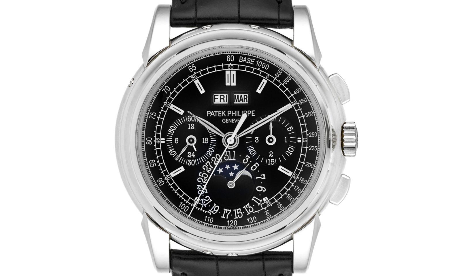 7 Patek Philippe Perpetual Calendar Chronograph 33982f4828