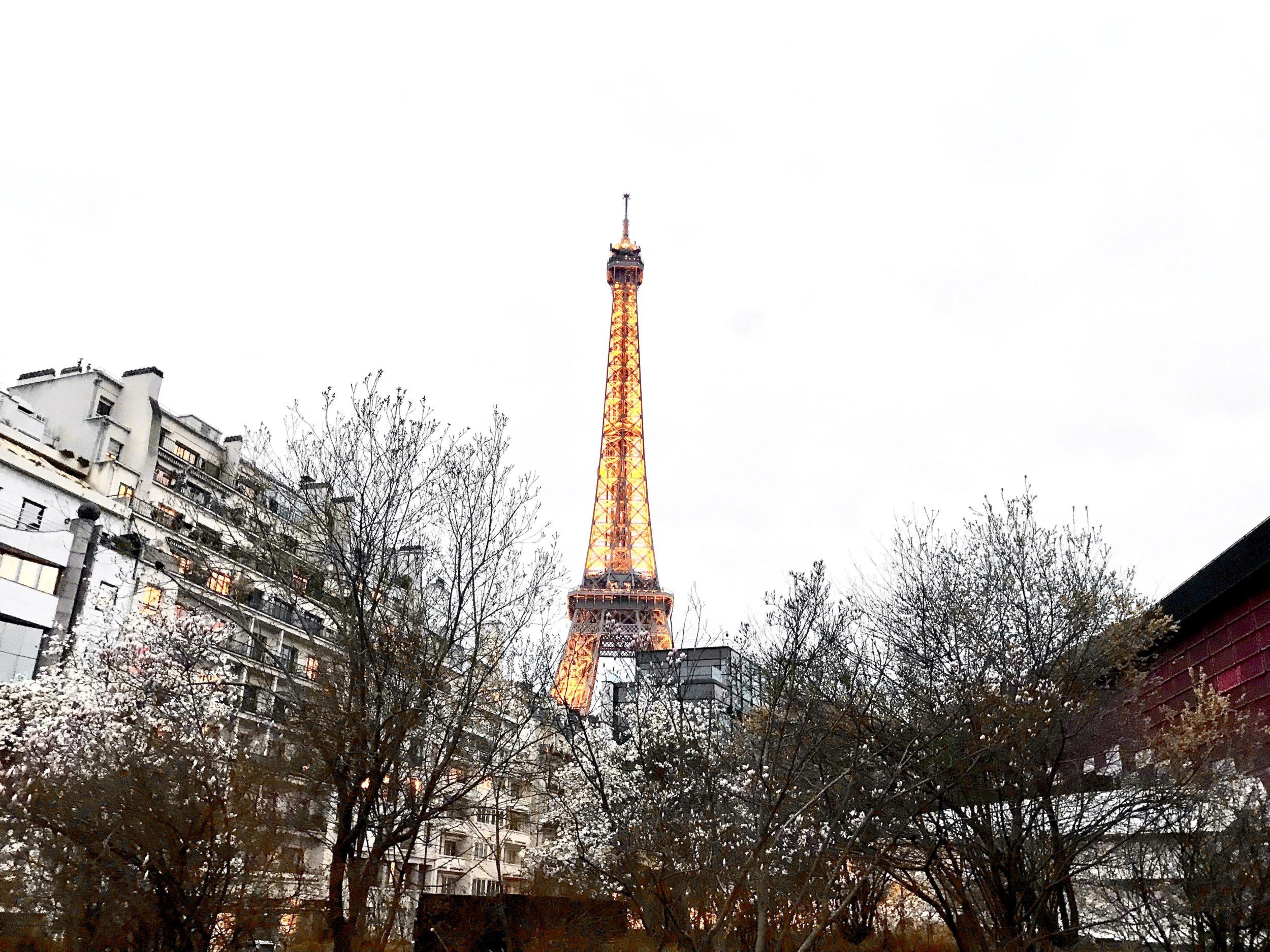 találkozóhely egyetlen párizs