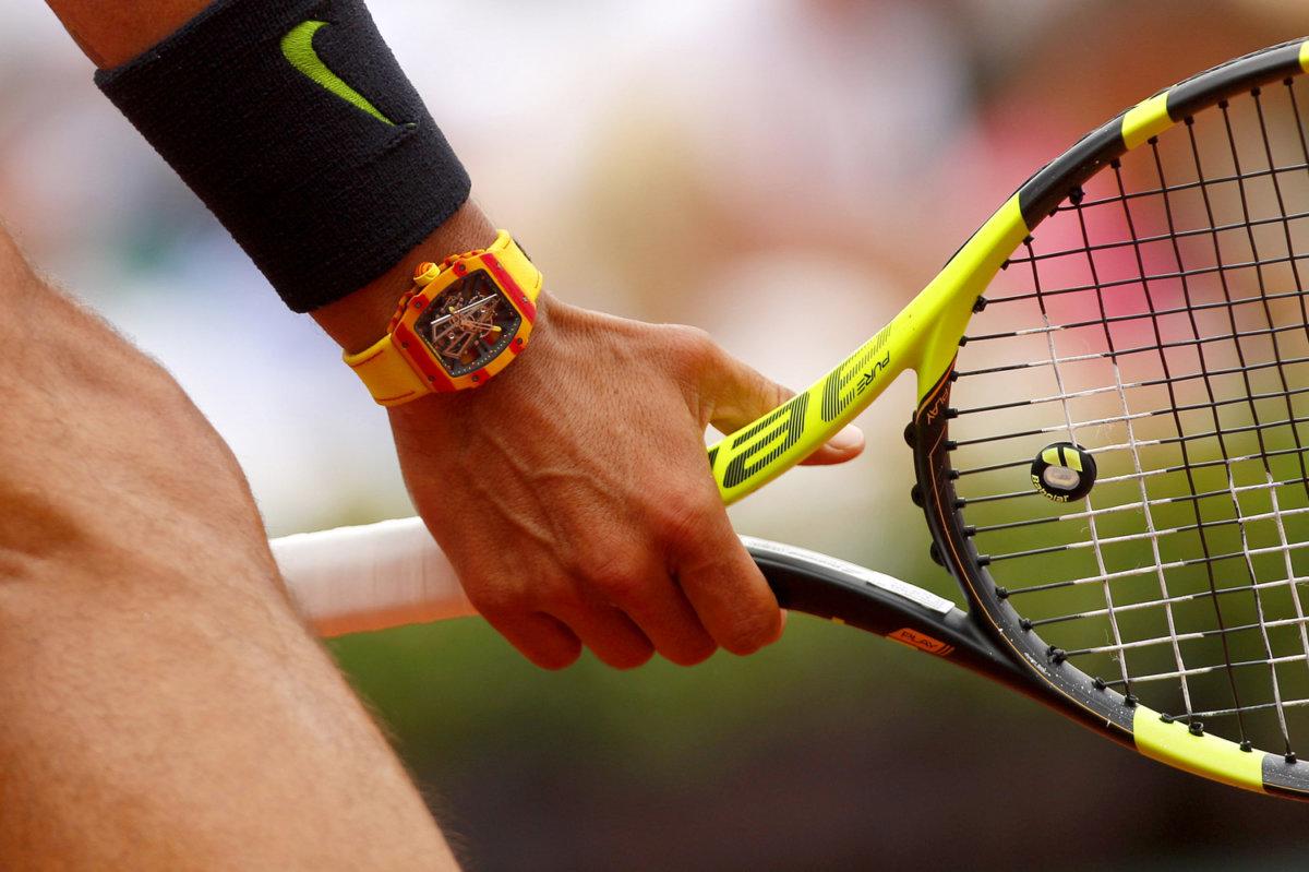 Máris mutatjuk, milyen karóra figyel a legnagyobb teniszezők
